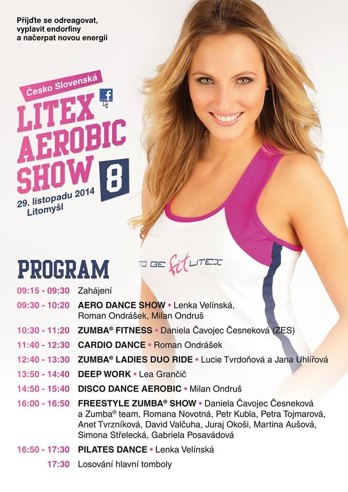 Program Litex aerobic show 8