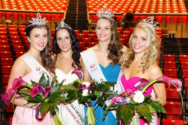 V sobotu večer se uskutečnilo v multifunkční aule Gong v Ostravě finále soutěže Česko-Slovenská Tipsport Miss Aerobic 2014.