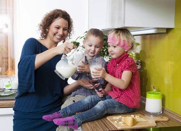 Mléčné výrobky pro lepší imunitu