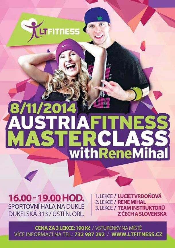 Austria Fitness Masterclass