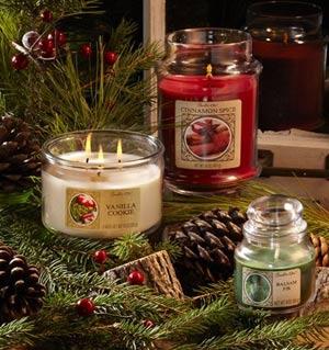 Vánoce s Candle-lite