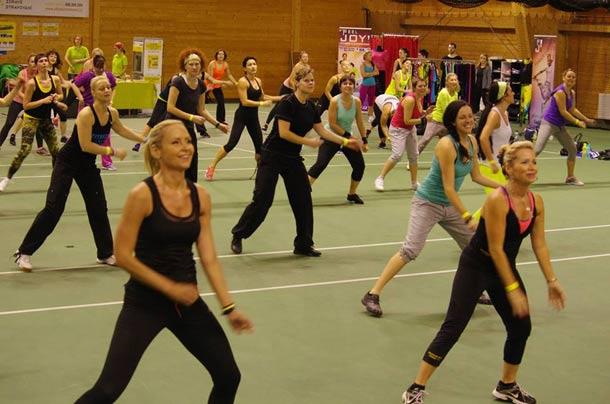 3D fitness kongres POHYB a ZDRAVÍ 2014