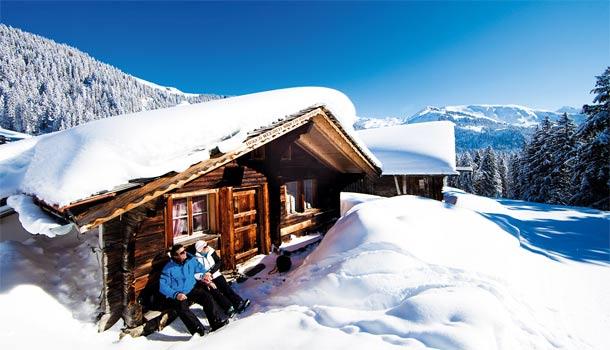 Jungfrau a údolí Haslital