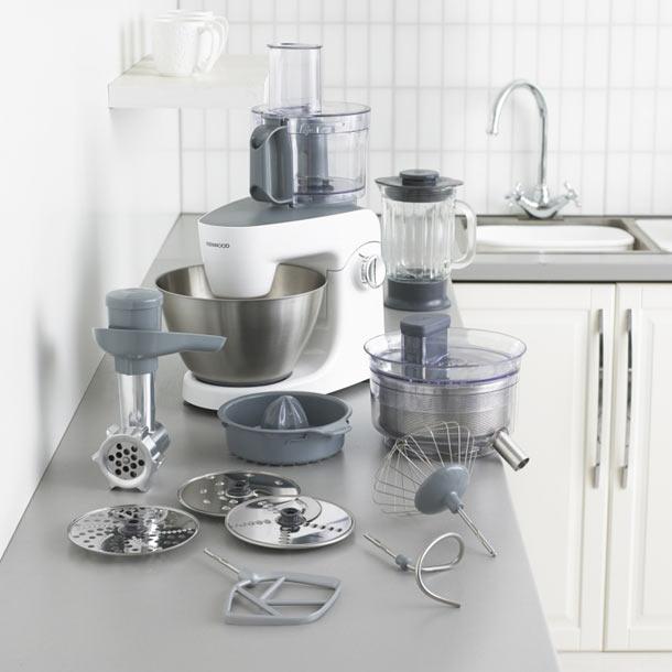 Kuchyňský robot Kenwood KHH326 WH MultiOne