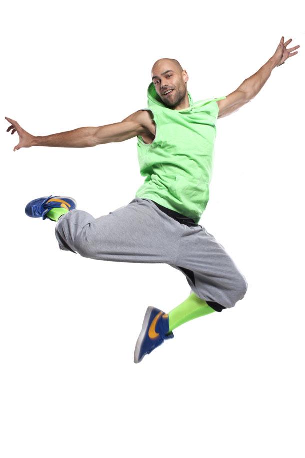 Ricardo Cadete pro Litex aerobic show 9