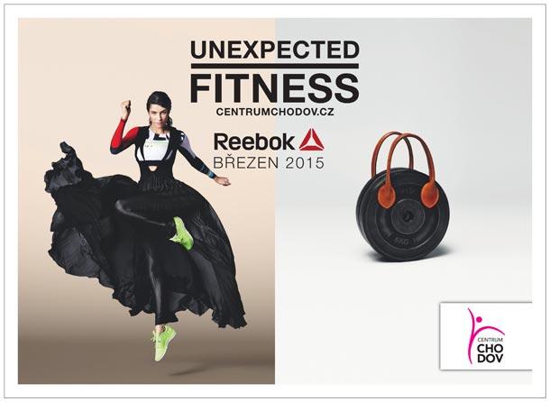 Pogram Unexpected Fitness, který přinese bezplatné lekce jógy, moderních tanců, CrossFitu, cvičení LesMills