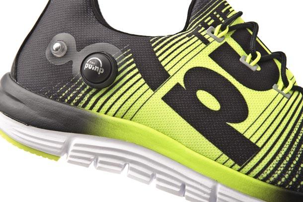 ZPump Fusion od Reebok: První běžecká bota, která se přizpůsobí noze a zajistí maximální pocit pohodlí