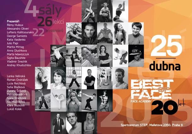 Mezinárodní kongres BEST OF FACE 2015