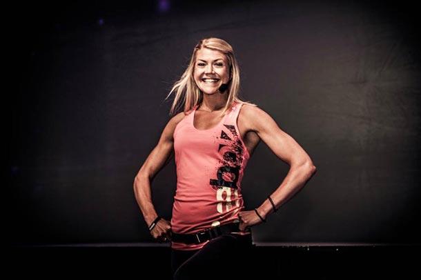 Kristin Andersson: Rozhovor nejen o BODYBALANCE®  na Reebok Yoga Sensation