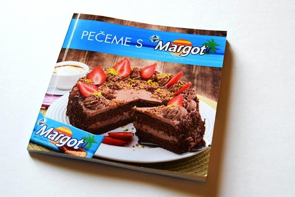 Vyhrajte kuchařku Pečeme s MARGOT