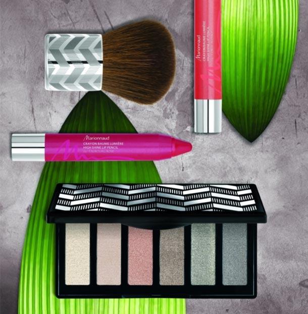 Krásná v létě aneb Urban Jungle: nová kolekce make - upu Marionnaud