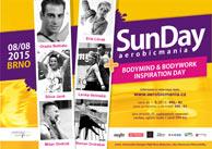 Aerobicmania SUN Day 2015 + Bodymind & Bodywork inspiration Day