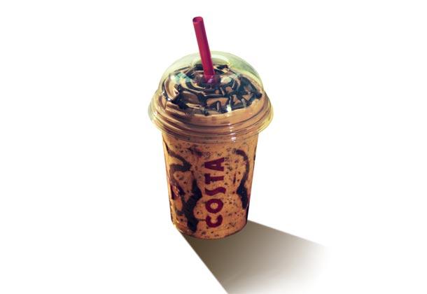 """Speciální kávové """"coolery"""" v COSTA COFFEE"""