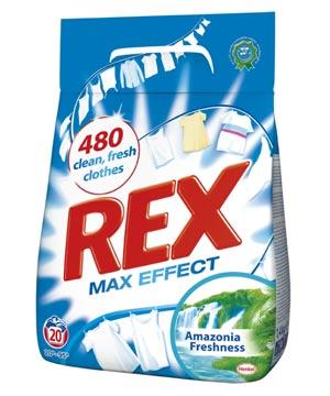 Rex Max Effect: Vypere hodně, stojí málo.