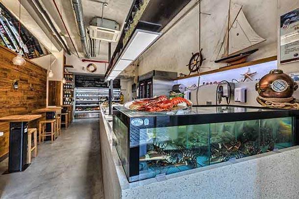 Kam v Praze na ryby?