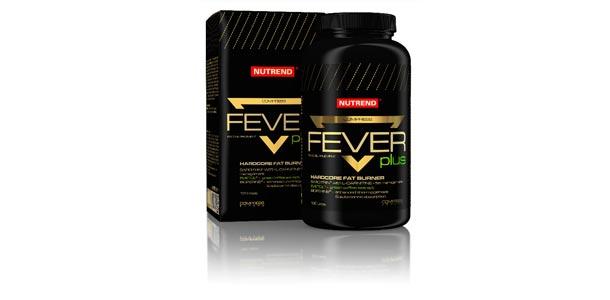 V pátém kole můžete vyhrát také Compress FEVER Plus - spalovač tuků s absolutně nejvyšším účinkem od NUTREND.