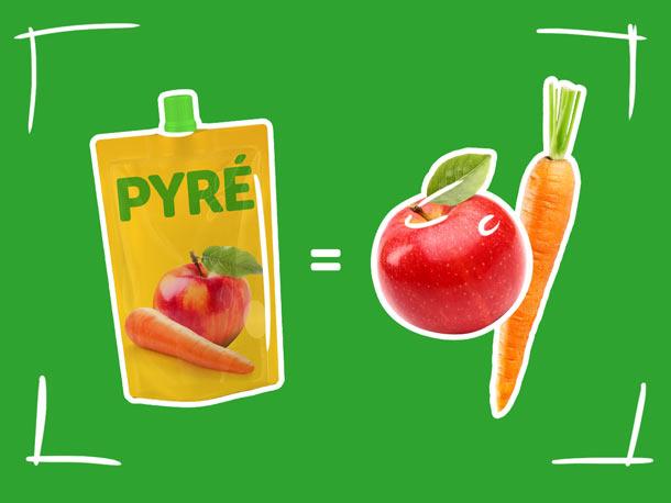 Co Češi vědí o džusech a pyré?