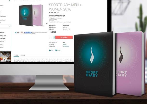 Vyhrajte Sport Diary , speciální sportovní diář, který se může pyšnit svou originalitou a jedinečností!