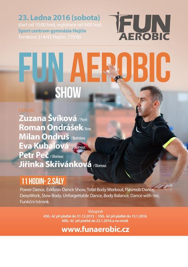 Fun aerobic show 2016