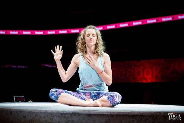 Yoga Sensation 2016 - příval energie a maraton jógy