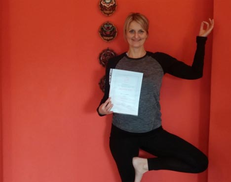 Eva Hemalová: Jak přišel můj čas na jógu