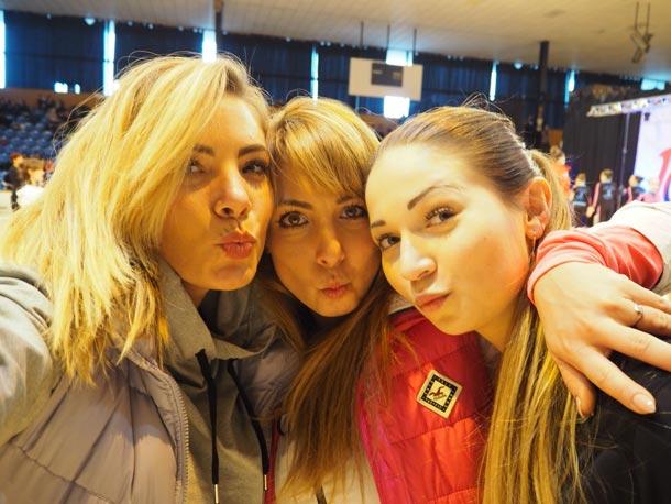Karolína Šramlová: Jak jsem si po letech užila závody v aerobiku