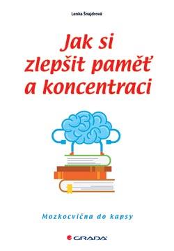 Lenka Šnajdrová: Jak si zlepšit paměť a koncentraci aneb Mozkocvična do kapsy