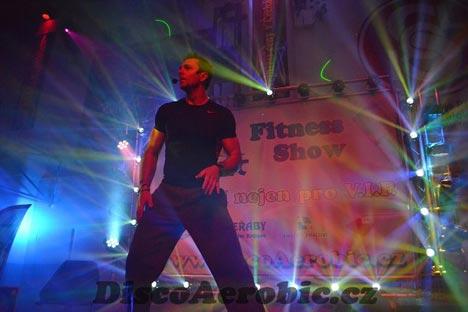 Fotogalerie: Laserová DiscoAerobic Show
