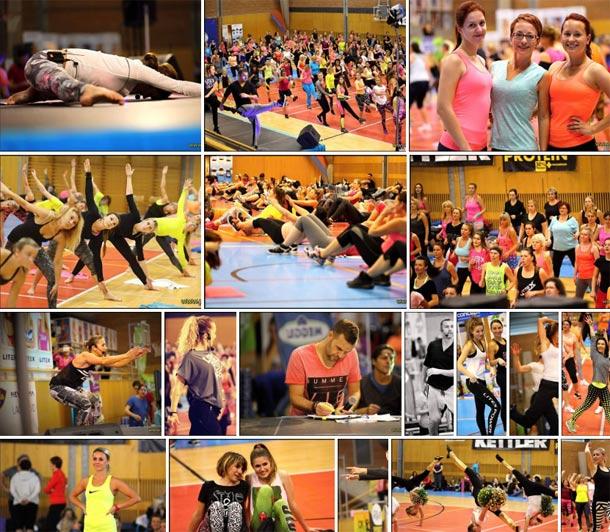 Litex aerobic show – podzim 2018