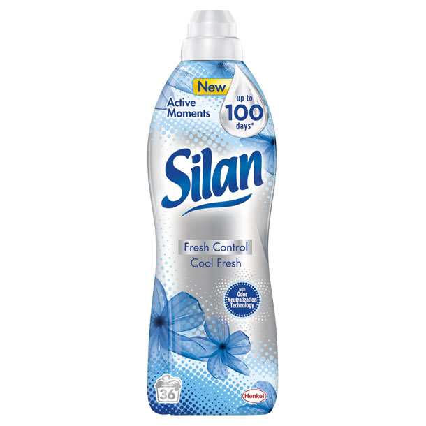 Silan Fresh Control je jedinečná technologie Odor Neutralization Technology