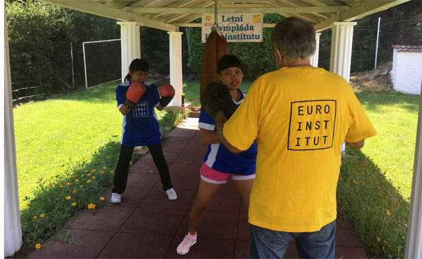 2. letní olympiáda Euroinstitutu