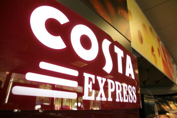 Do Říma a zadarmo? Soutěžte s Costa Express na čerpacích stanicích Shell!