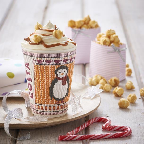 Costa Coffee: Zimní novinky, které zahřejí po těle i po duši