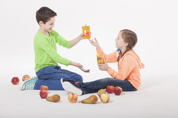Právě začíná edukativní program Džusy a pyré – vitamíny ve SMART formě