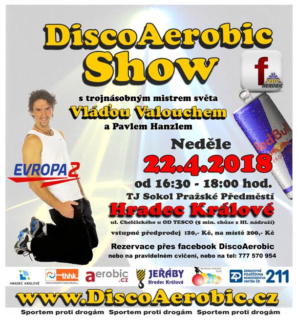 Disco Aerobic Show 2018