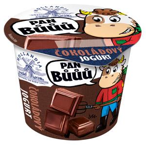 Dětským jogurtem Pan Bůůů od Hollandia  uděláte radost dětem i sobě