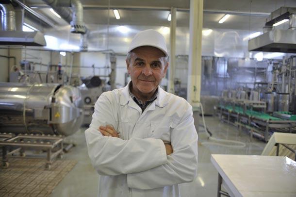 Ondrej Lunter ze společnosti Alfa Bio