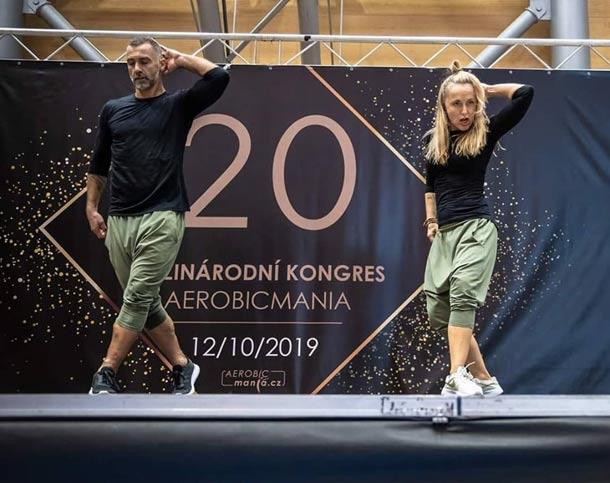 20 mezinárodní kongres AEROBICMANIA