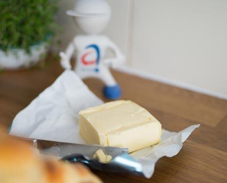 Desatero pro výběr kvalitního másla