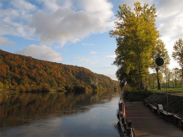 Turisté prozkoumávají romantická zákoutí Bavorska na Dunajské panoramatické trase