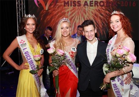 Finále Miss aerobik 2016
