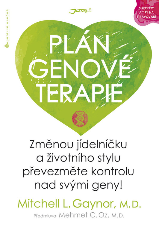 Plán genové terapie od Mitchell L. Gaynor