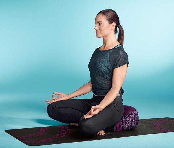 Podložka na jógu a jiná cvičení