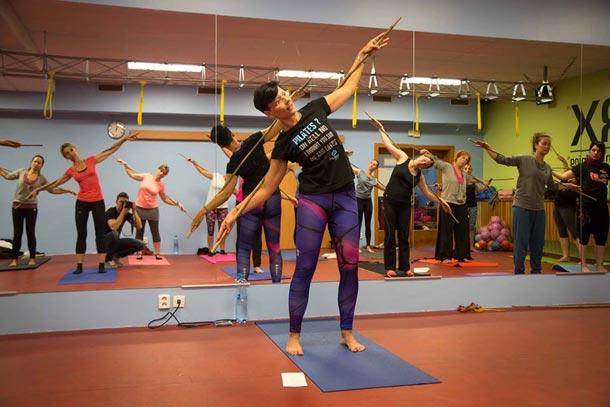 Radka Neubertová: 5. Pilates festival v říjnu 2016