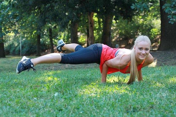 Rozhovor s vítězkou Miss aerobik Žofií Zitovou